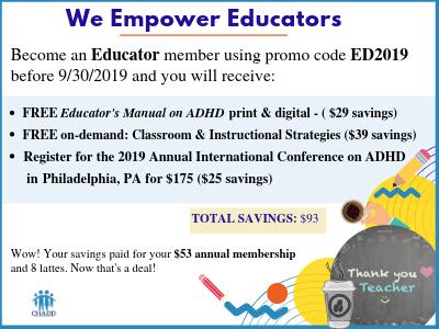 We Empower Educators