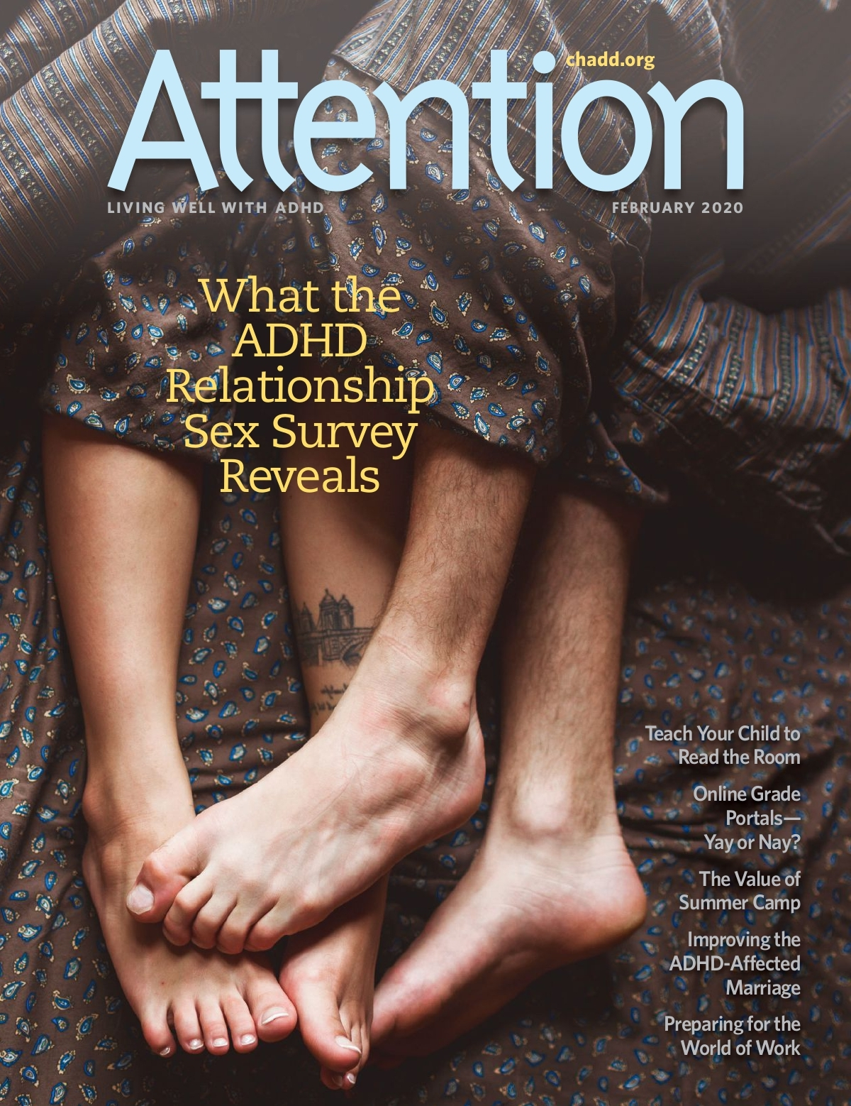 Attention Magazine February 2020